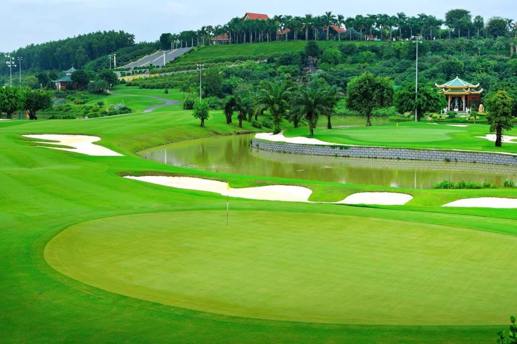 camera quan sát cho sân golf