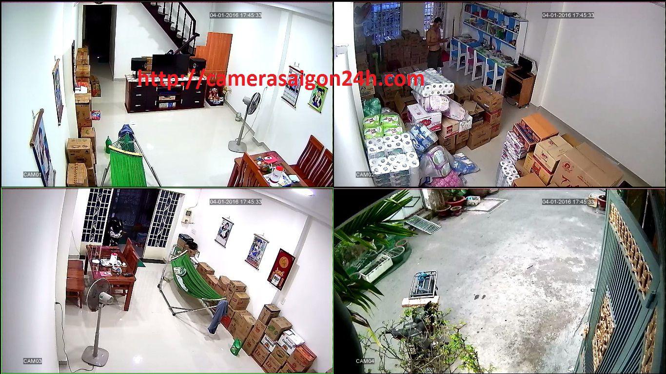 camera quan sát căn hộ