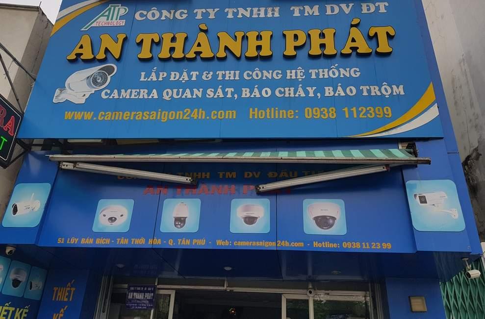 Công ty lắp đặt camera quan sát tại Phan Thiết Bình Thuận