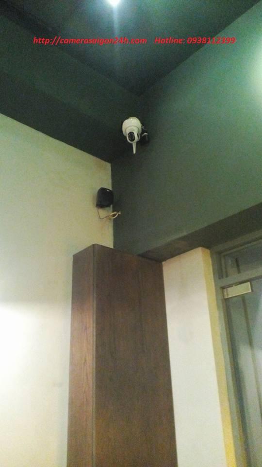 camera quan sát cho quán cafe nhỏ