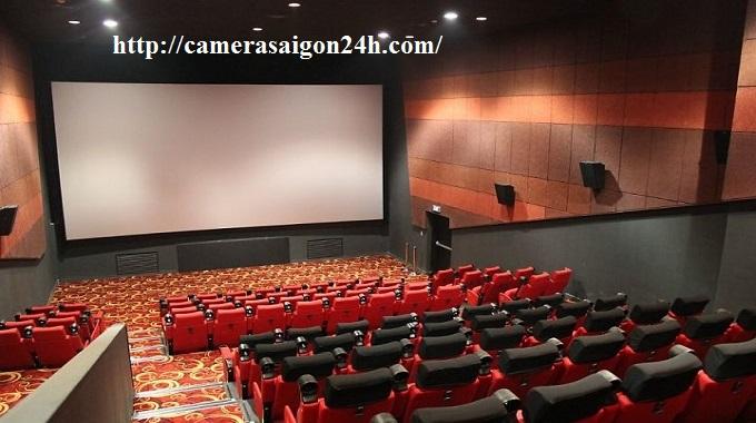 camera quan sát tại rạp chiếu phim