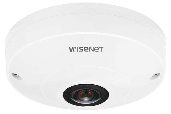Camera IP Fisheye 6M H.265 QNF-8010,Hanwha Techwin WiseNet Q Series QNF-8010 ,QNF-8010